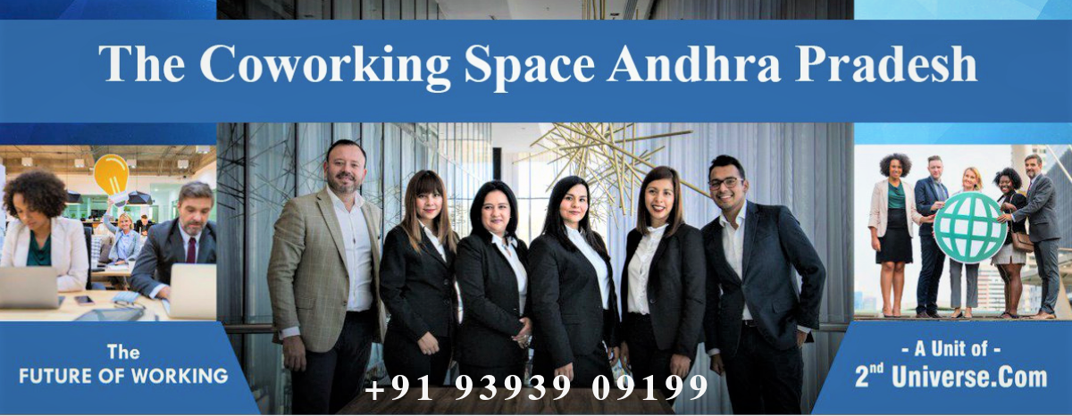 The Coworking Space Andhra Pradesh
